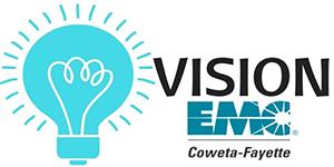 Vision EMC logo